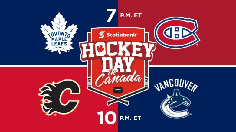 Hockey Day in Canada: Free live streams on desktop & app | CBC Sports