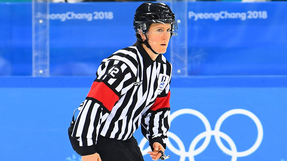 Can Women Officiate Nhl Games All It Takes Is Success With One