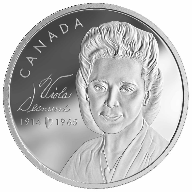 The Royal Canadian Mint Is Paying Tribute To Viola Desmond With Its First Black History Month