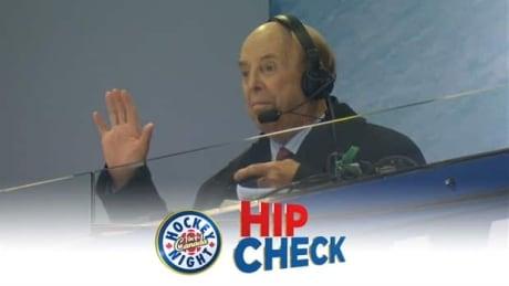 Hip Check: Bob Cole gets standing ovation at final Toronto broadcast