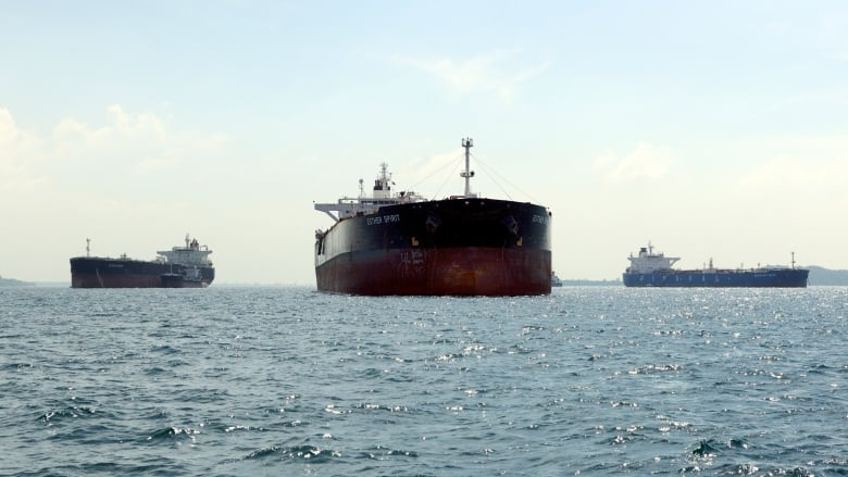 Sleight of hand on the High Seas: How tankers are getting around tariffs to ship U.S. ethanol to China