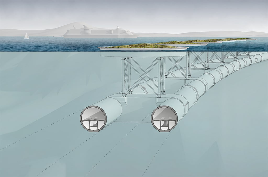 To cross its fjords, Norway hopes to be first country to build