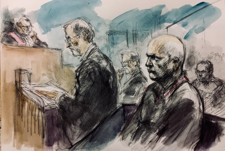 Life Sentence For Toronto Serial Killer Bruce McArthur