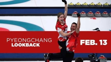 Kaitlyn Lawes and John Morris win mixed doubles curling gold | Pyeongchang Lookback