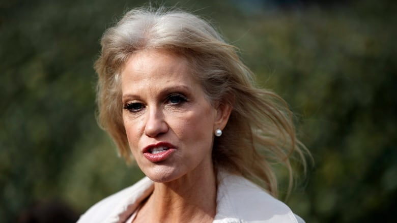 Kellyanne Conway describes for the first time alleged October 2018 assault