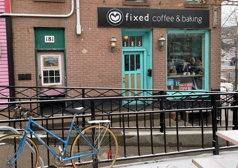 Downtown is broken, and the end of a favourite coffee shop