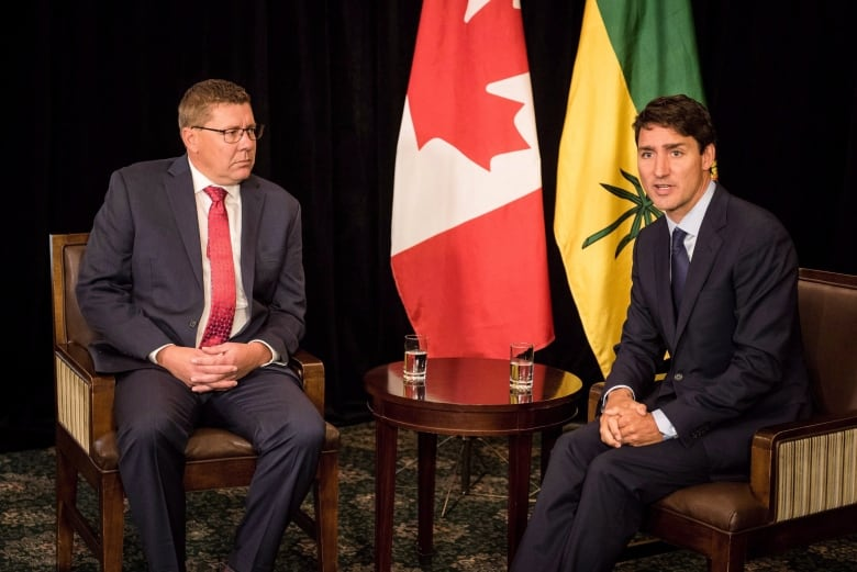 30f6aa32a1b82 Lawyers representing the position of Saskatchewan Premier Scott Moe's  government are facing off with lawyers representing Prime Minister Justin  Trudeau on ...