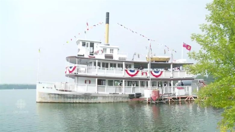 Heritage Park's SS Moyie will be back in the Glenmore Reservoir this year