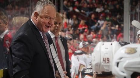 Ducks dismiss Carlyle, GM Bob Murray steps behind bench