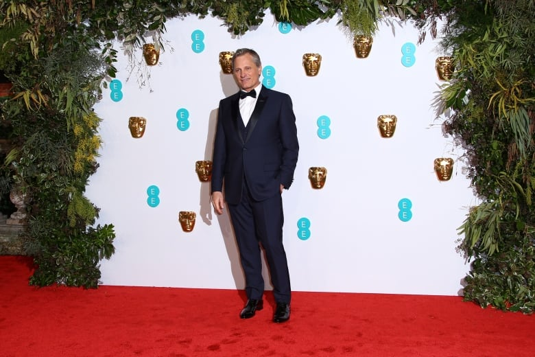 Actor Viggo Mortensen is a best-actor contender for his role in Green Book