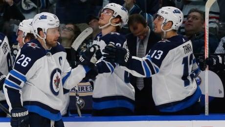 Jets end slide with win over Sabres