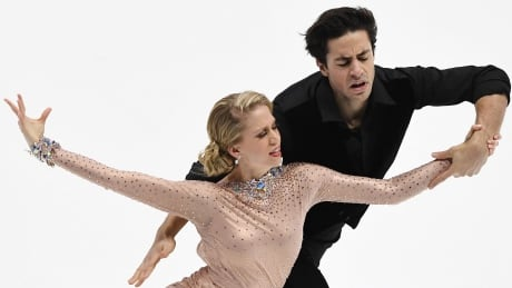 Canadian ice dancers claim silver, bronze at Four Continents