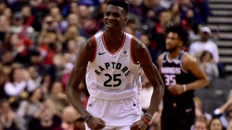 97c16c3cc07 Raptors sign Canadian Chris Boucher to NBA contract