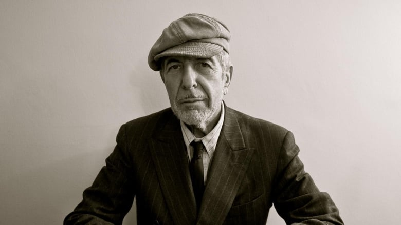 Listen to the first posthumous song from Leonard Cohen