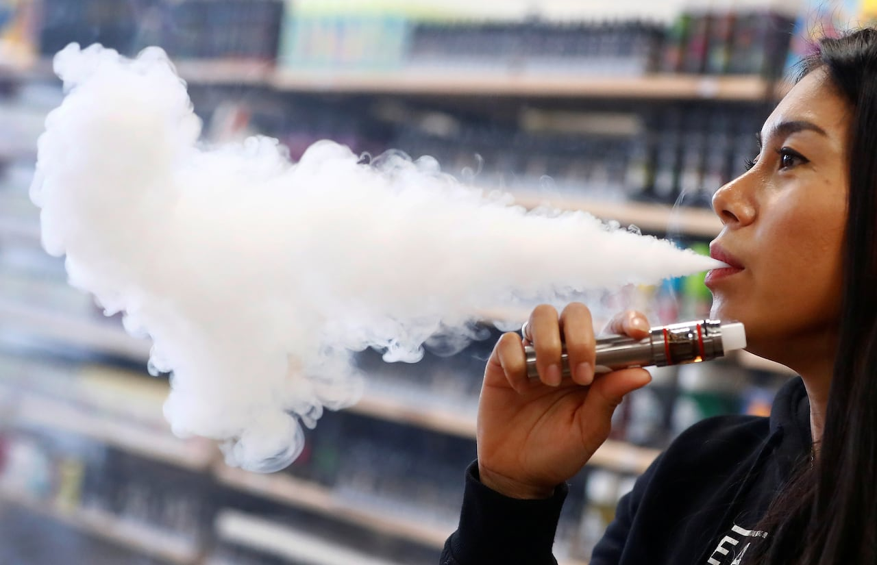 The vape wars are coming: Companies prepare for the next