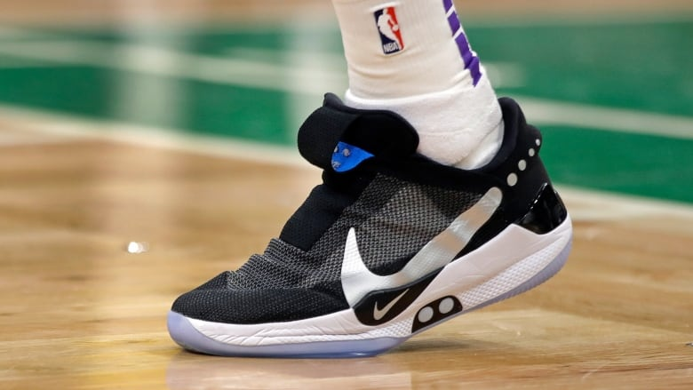 af83255771c499 The self-lacing shoe was something that Nike developed at the behest of  those looking to add futuristic touches to