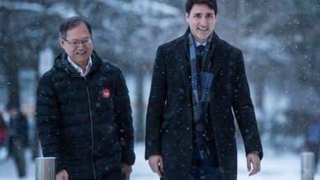 Trudeau BC 20190211
