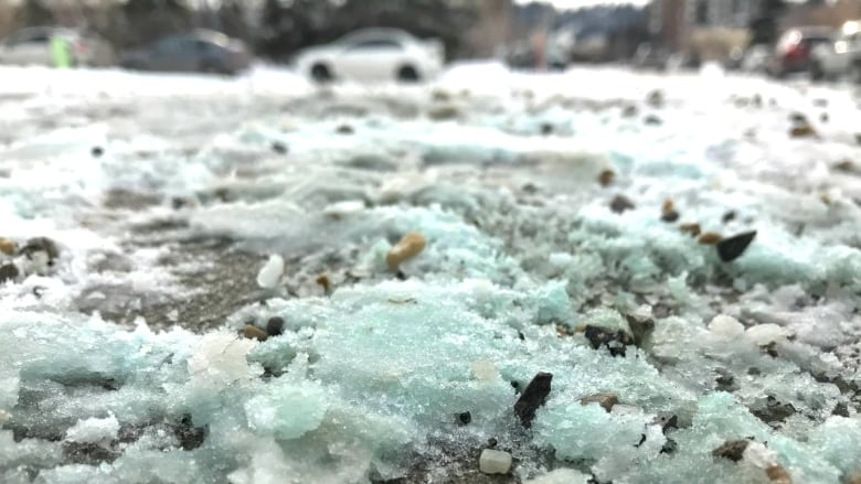 Some are calling Ontario's latest salt shortage