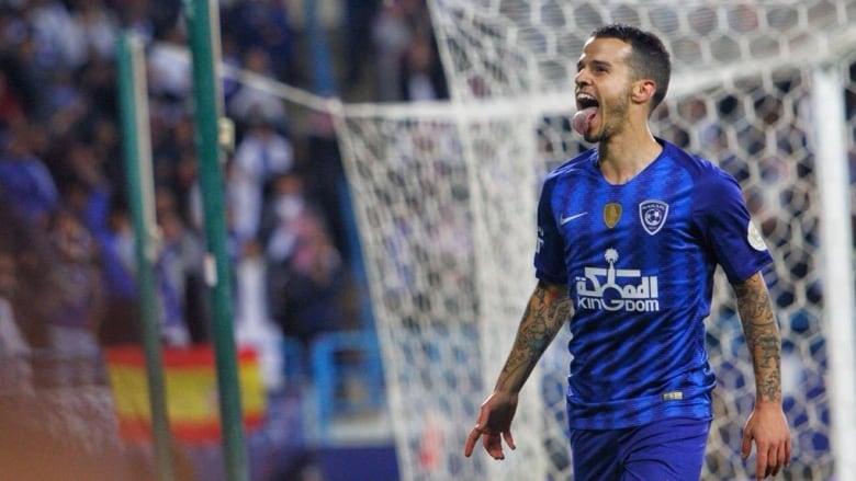 newest d7e00 9bd9e Sebastian Giovinco scores in debut for new Saudi club | CBC ...