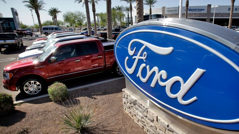 Ford recalls 1.5 million pickups over faulty transmissions