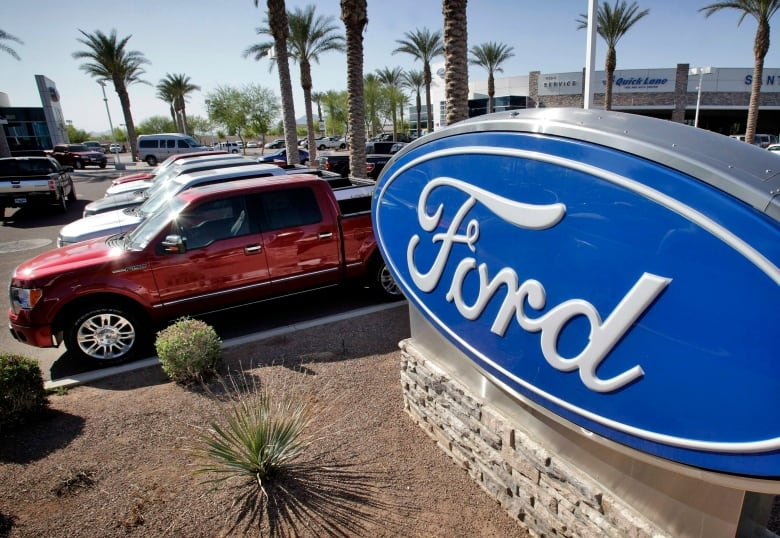 Ford issues recall for 327,000 previously serviced F-150, Super Duty trucks