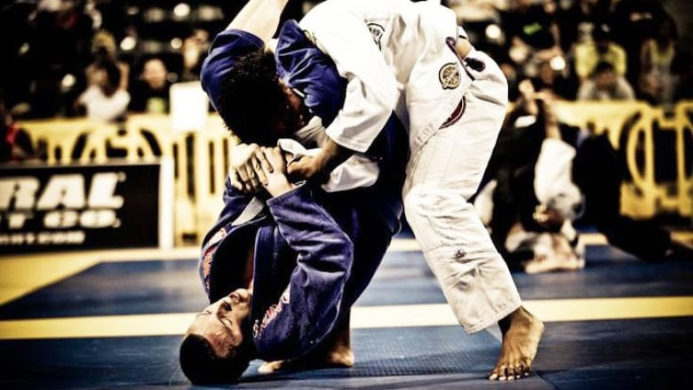 Wrestling with the Stoics: Tips from a Brazilian Jiu Jitsu