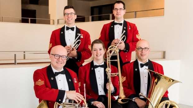 Canadian Forces band to play northern Quebec for 1st time