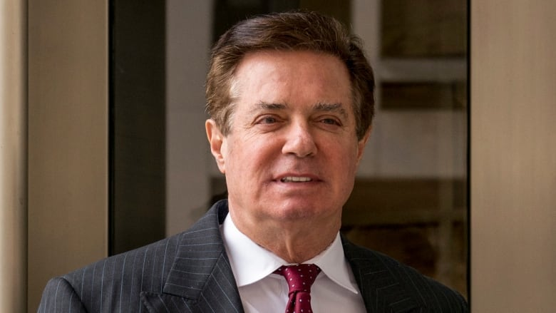 Paul Manafort Was Sentenced. Here's How Long He'll Spend In Prison