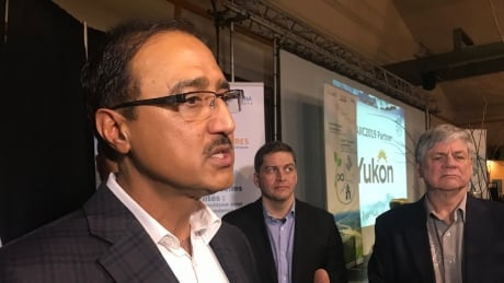 Amarjeet Sohi, Canada's Minister of Natural Resources