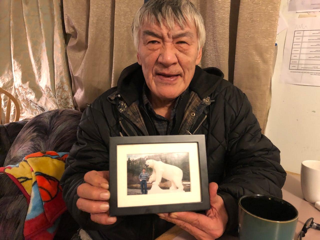 Inuit hunters use new radar maps to navigate rough ice | CBC News