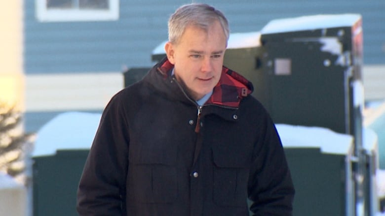 45f8f8e3909814 Dennis Oland has maintained his innocence from the beginning and members of  his extended family have stood by him. (CBC)