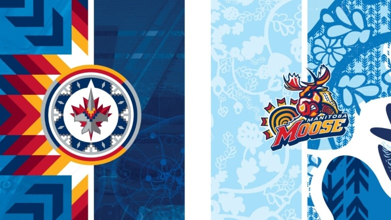 Jets Moose Celebrate Indigenous Culture With Special Logos Cbc News