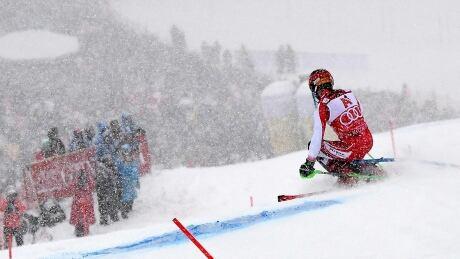 (Live at 5:00 am ET) 2019 Junior World Ski Championships on CBC - Men's Downhill