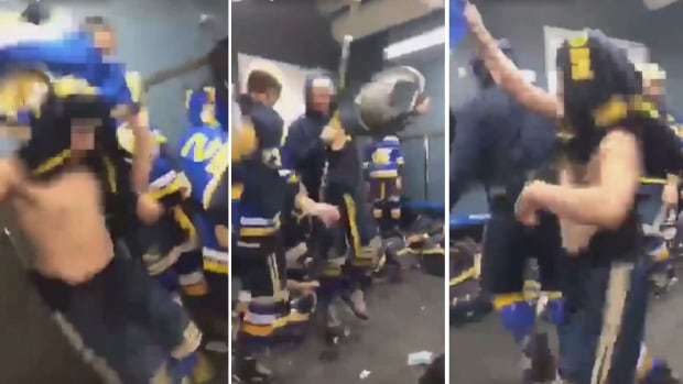 Fort McMurray hockey team forfeits season after backlash over 'disrespectful' video