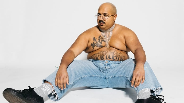 naked hairy indian guy