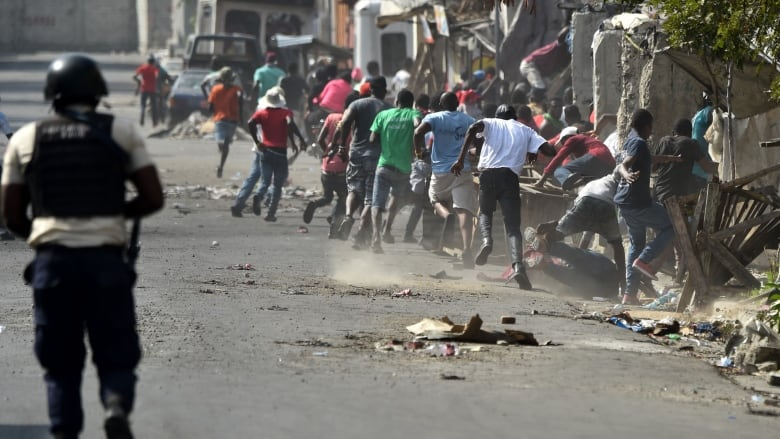 Canada warns against all travel to Haiti, Americas News & Top Stories