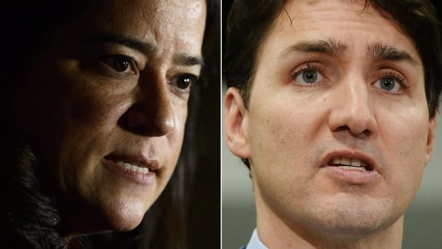 Trudeau says Jody Wilson-Raybould asked him if he was going to direct her on SNC-Lavalin