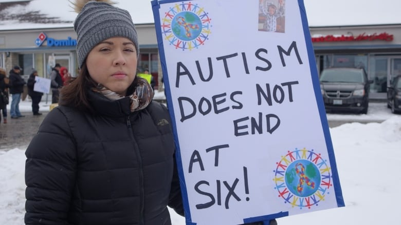 Parents 'outraged' over autism funding changes, says opposition critic