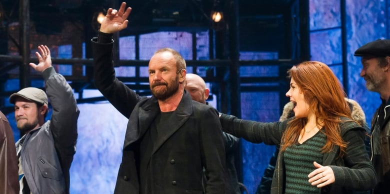 Sting opens up about his troubled childhood, theatrical inspiration and refitting The Last Ship
