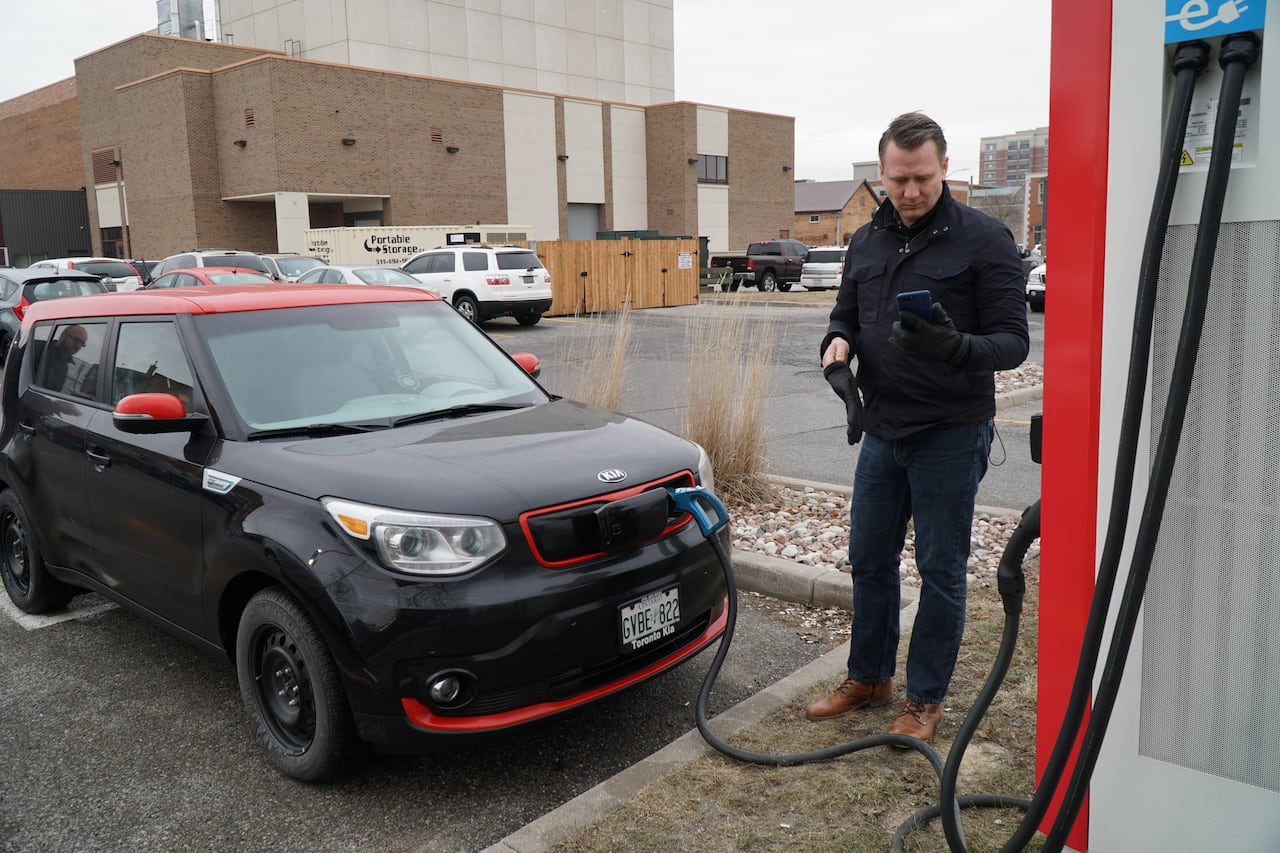 Electric vehicles are approaching a tipping point — here's