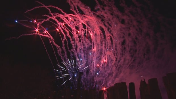 Sparks fly as 50th annual Festival du Voyageur gets underway