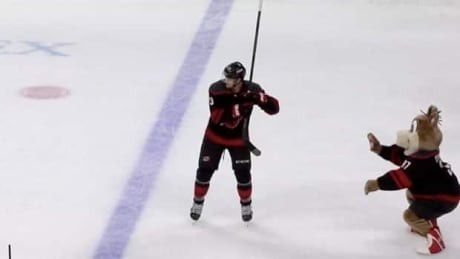 Hurricanes knock one out of the park after win over Oilers