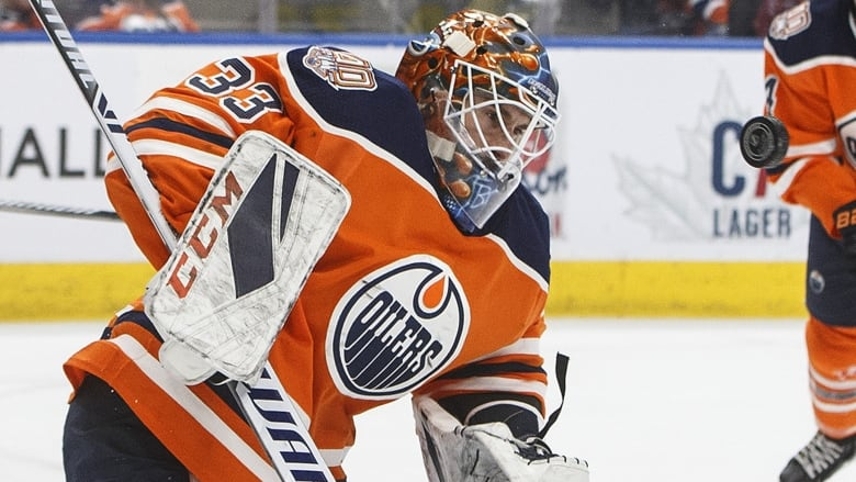 bc80cc0d3 Goalie Cam Talbot (33) was traded to the Philadelphia Flyers on Friday  night. (Jason Franson/The Canadian Press)