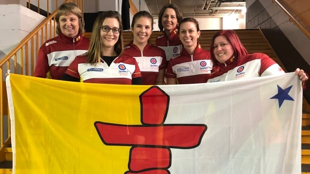 Nunavut wins historic 1st main draw game at Scotties