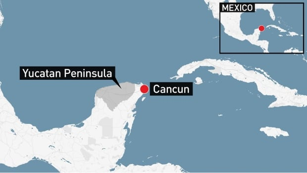 5 dead, 5 injured after gunmen storm Cancun bar
