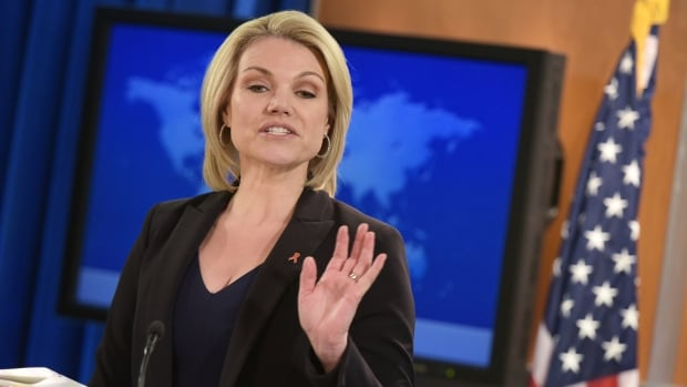 Trump's pick for ambassador to UN Heather Nauert withdraws from consideration