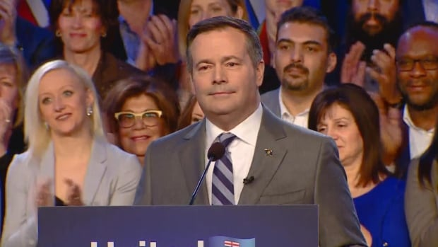 Jason Kenney reveals more of UCP platform in speech to party faithful