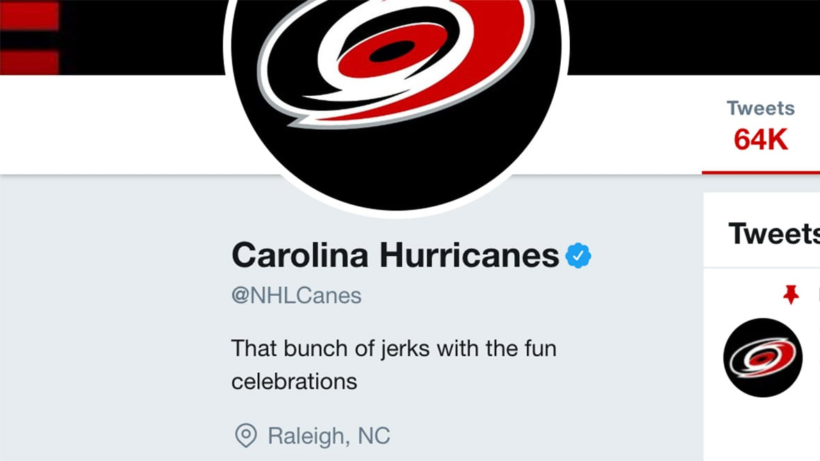 Hurricanes respond to Don Cherry calling team  a bunch of jerks ... f48dad205