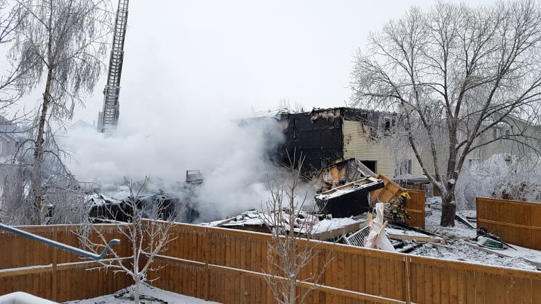 Body recovered from southeast Calgary house levelled in explosion