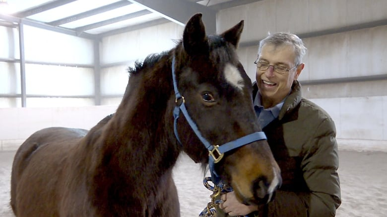 Former first responder creates equine therapy program to help others with PTSD